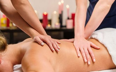 Four Hand Massage In Kanpur